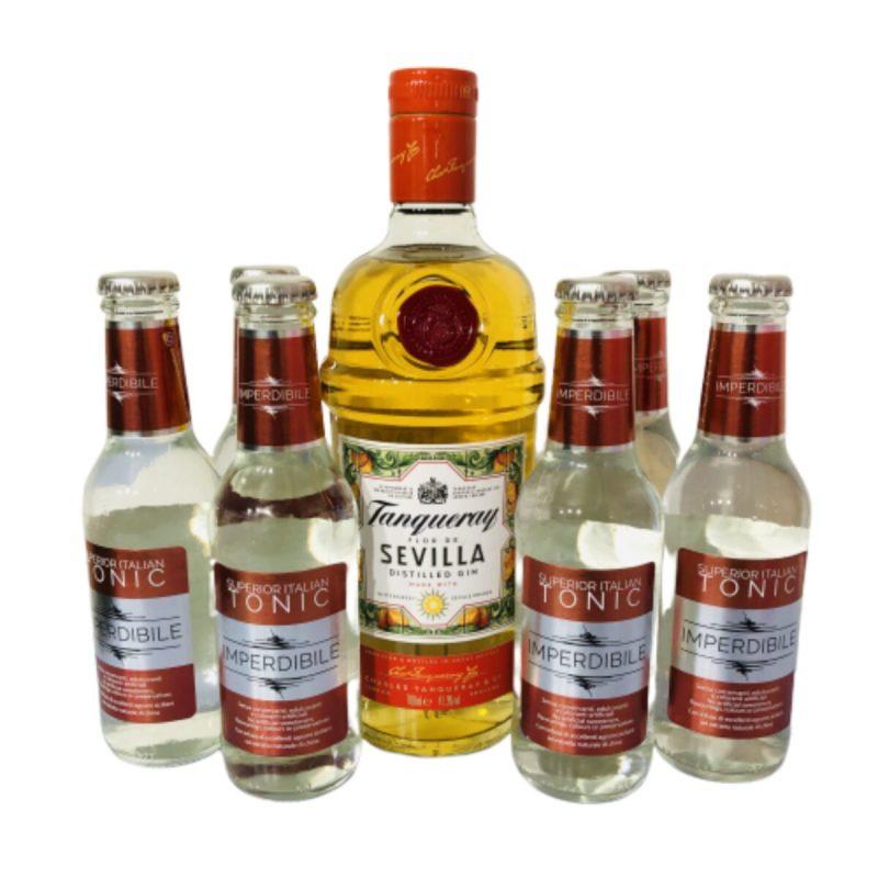 Billede til køb af Sevilla ginpakke
