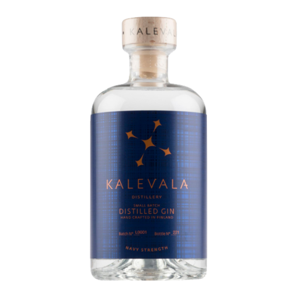 Billede til køb af Kalevala Navy Strengh