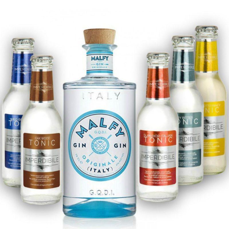Billede til køb af Malfy ginpakke