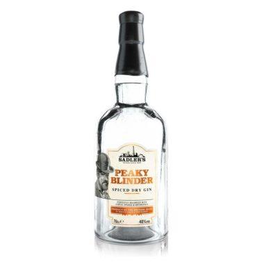 Billede til køb af Peaky Blinder gin.