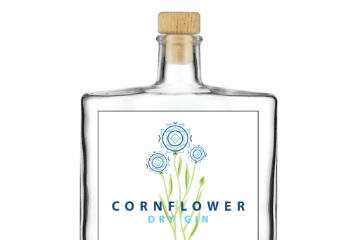 Billede til blog om Cornflower gin
