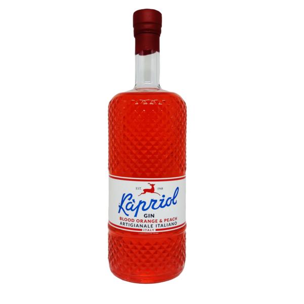 Billede til køb af Kapriol med blodappelsin og fersken