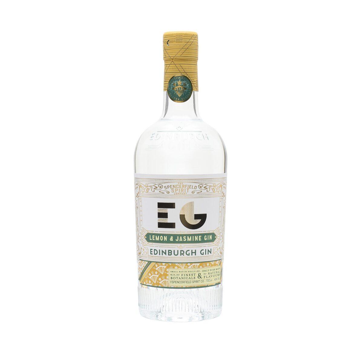 Edinburgh Lemon & Jasmin Gin