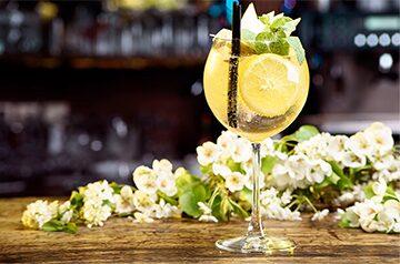 Billede af cocktail til blog om jule gins