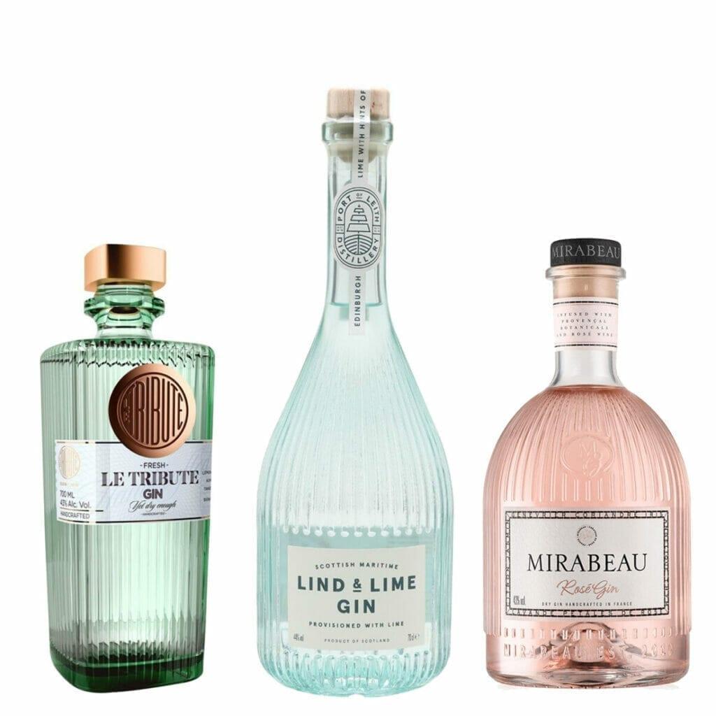 Salgs billede 3 Flotte Damer | Le tribute | Lind & Lime | Mirabeau Rosé Gin