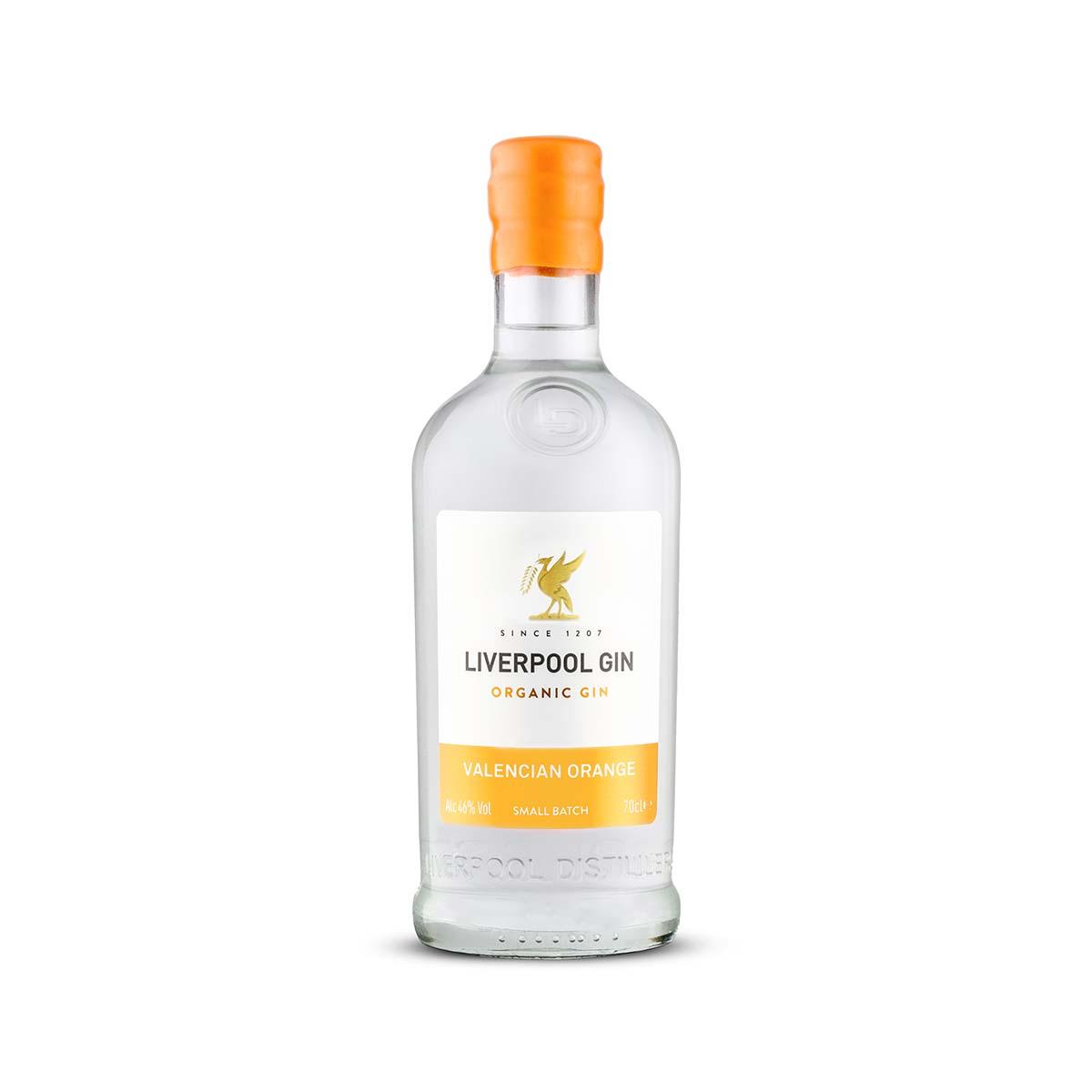 Liverpool Valencian Orange Gin