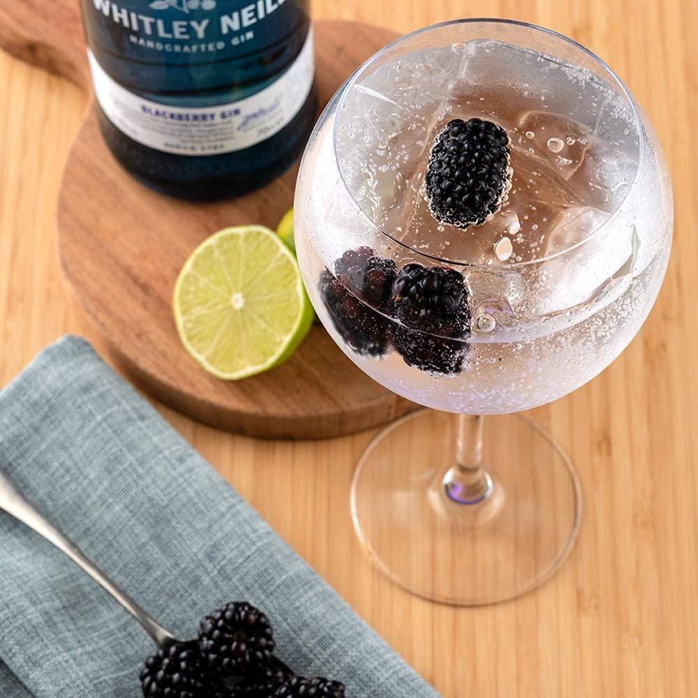 Serviceringsforslag Whitley Neill Blackberry Gin