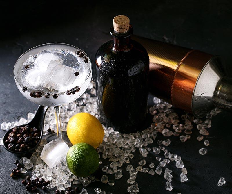 Kenneths Favorit Gin