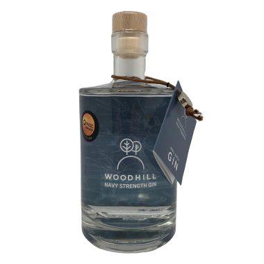 Salgsbillede Woodhill Destilled Gin Navy Strength