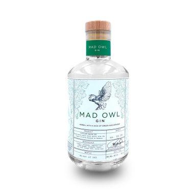 Billede af en Mad Owl Gin Herbal
