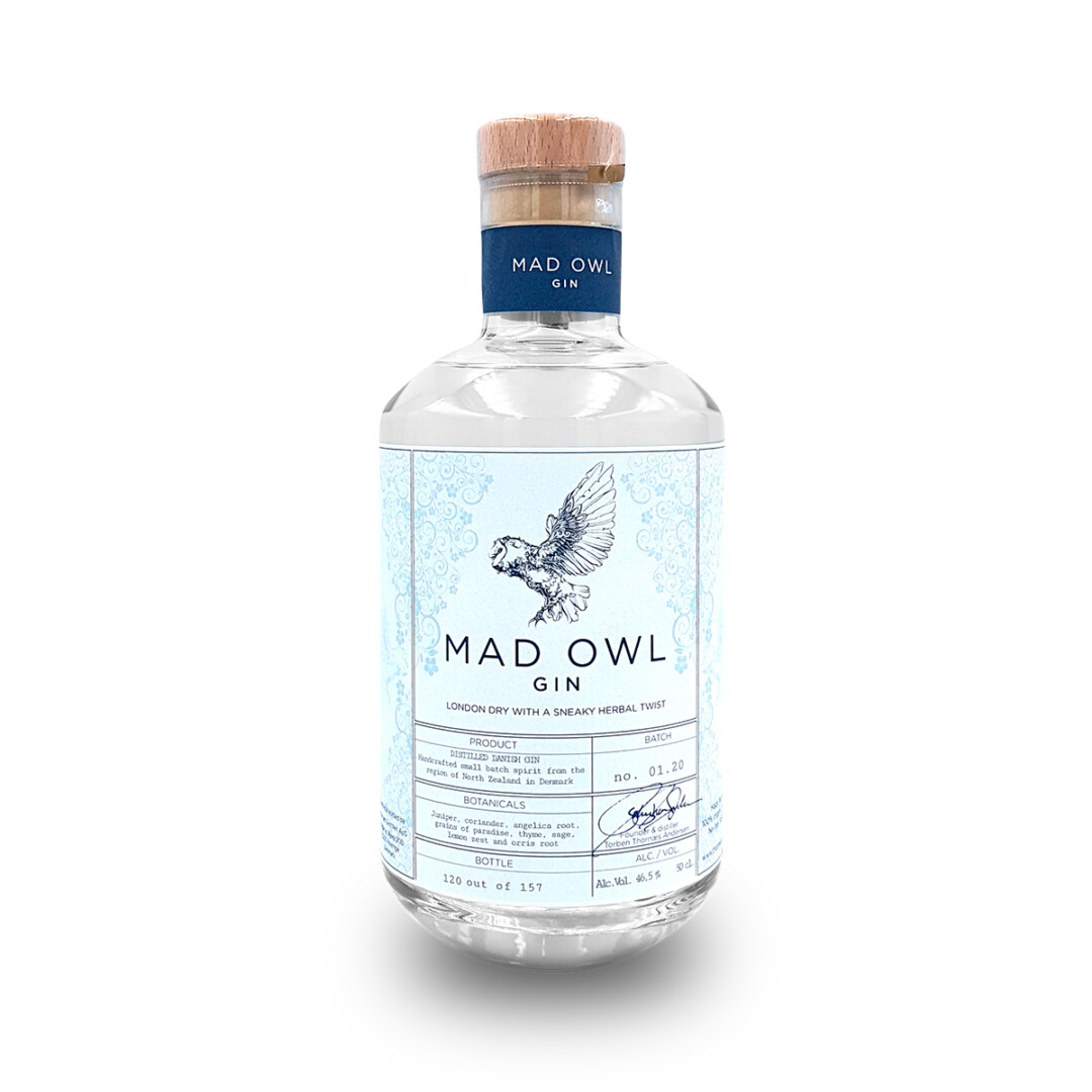 Mad Owl Gin London Dry