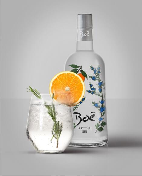 Stemningsbillede Boe Gin