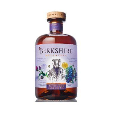 salgsbilled Berkshire Botanicals Dandelion Burdock Gin Gin