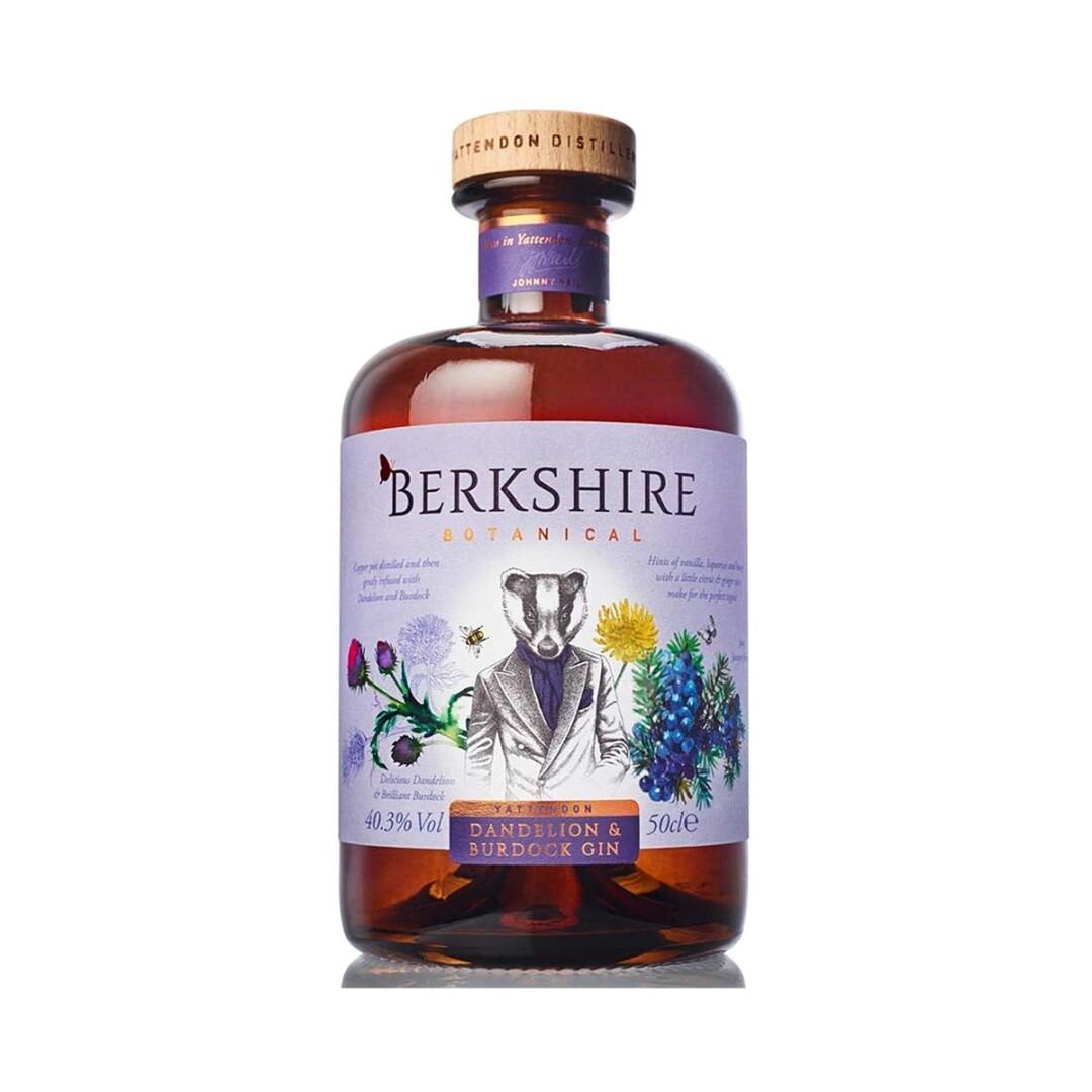 Berkshire Botanical Gin Dandelion & Burdock