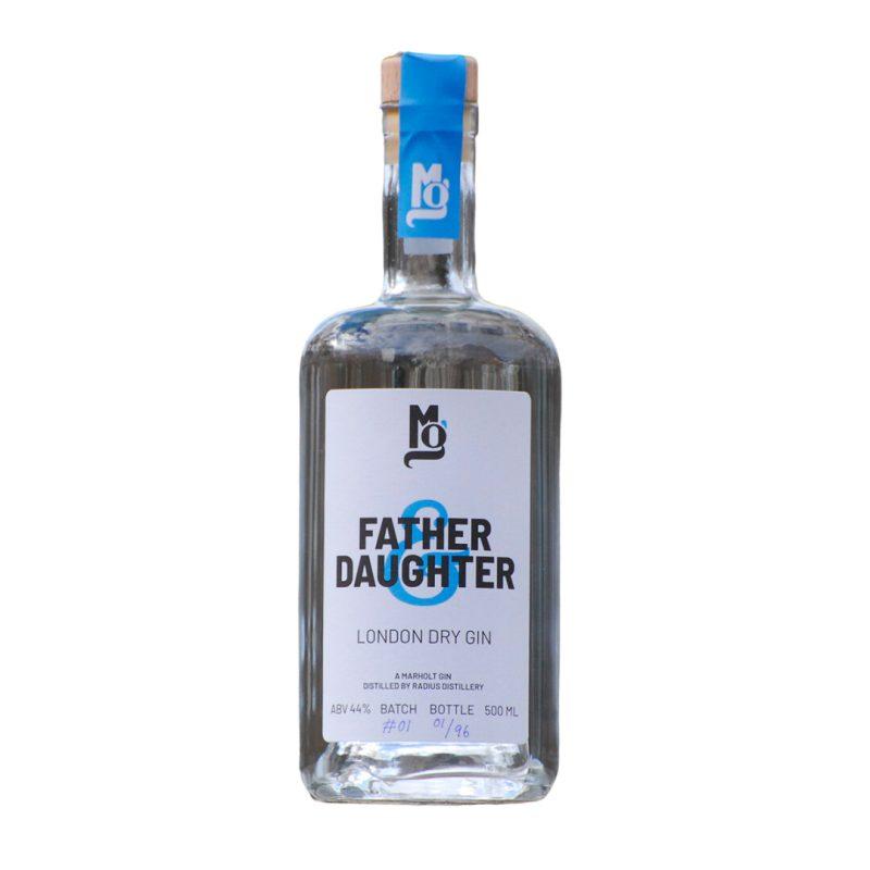 Billede af en flaske Father ghter Gin