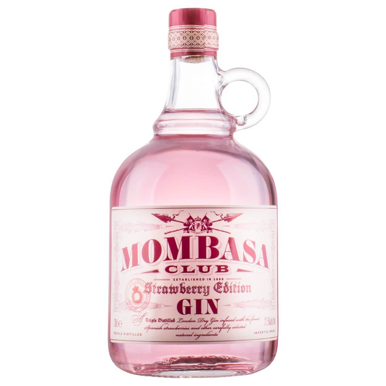 Mombasa Strawberry Gin