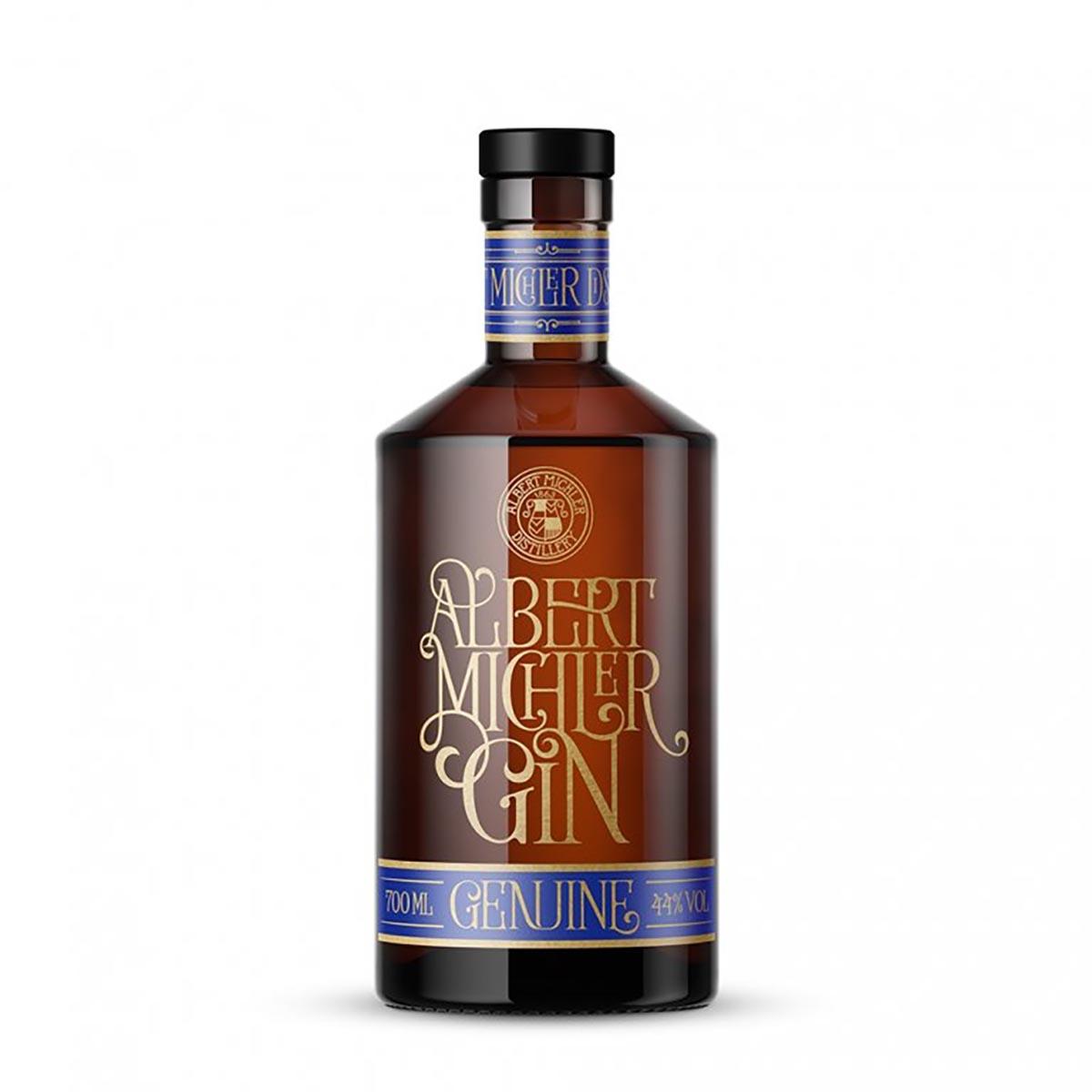 Albert Michler Gin Genuine