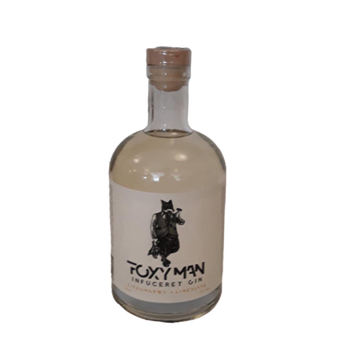 Foxy Man Citrongræs Limeblade Gin