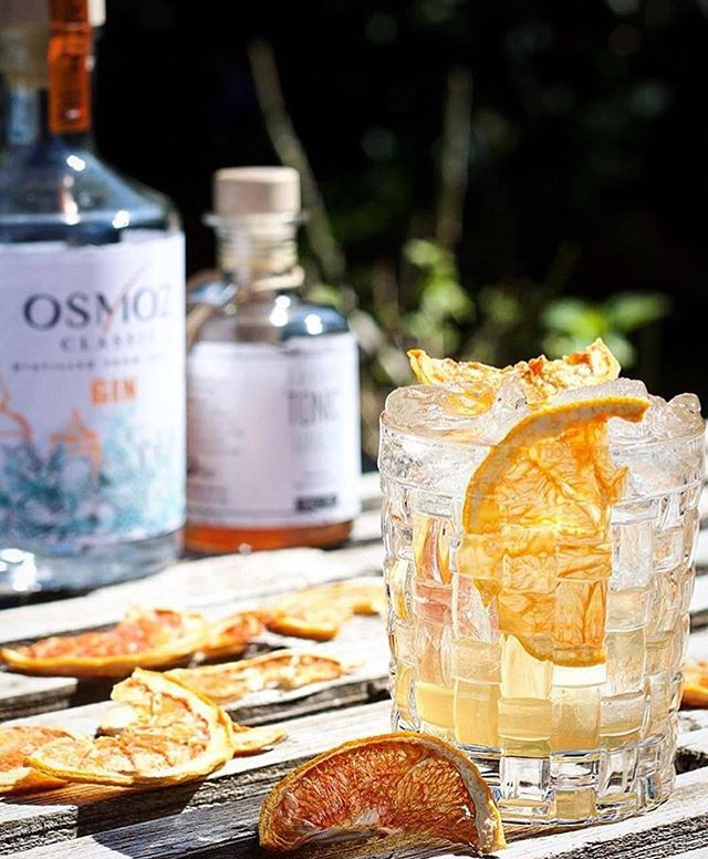 Osmoz Classic Gin Serverings billede