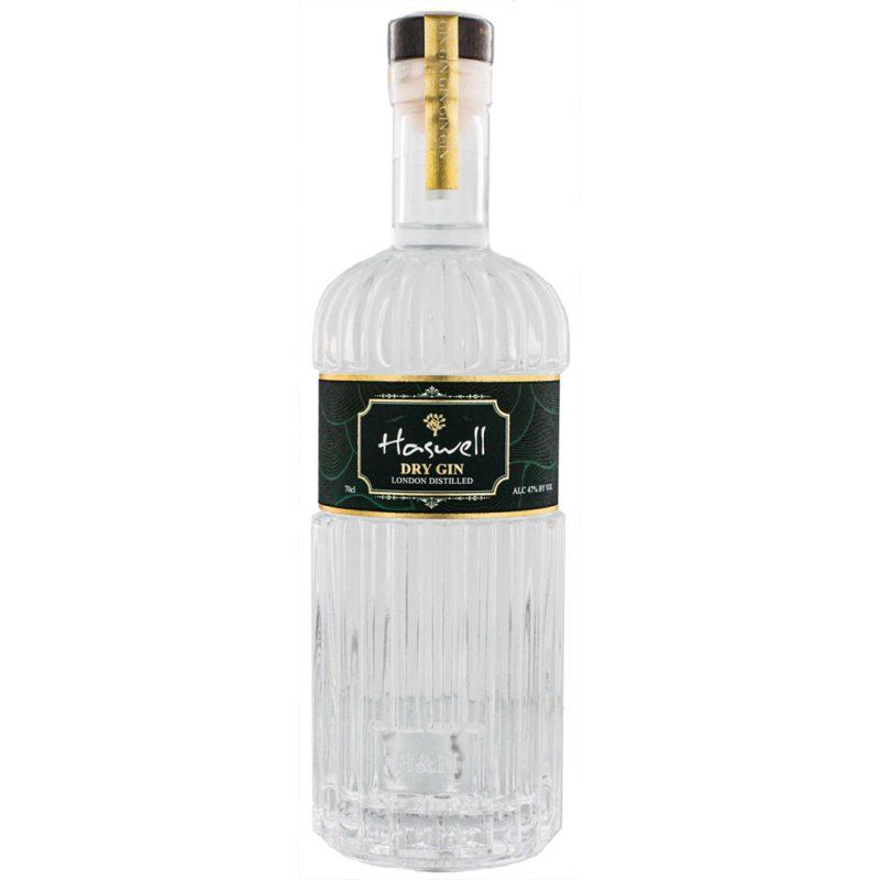 Flaske Haswell Gin