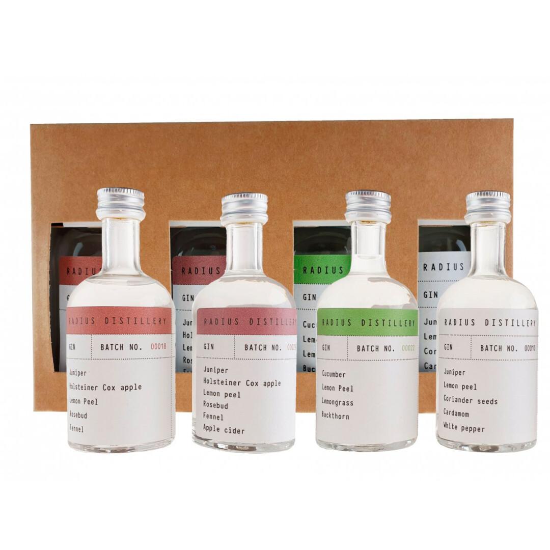 Radius Distillery Smagesæt