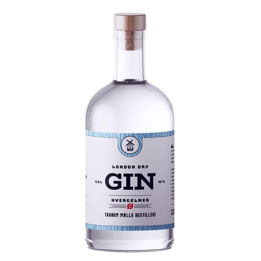 Tranum Mølle Hvergelmer Gin