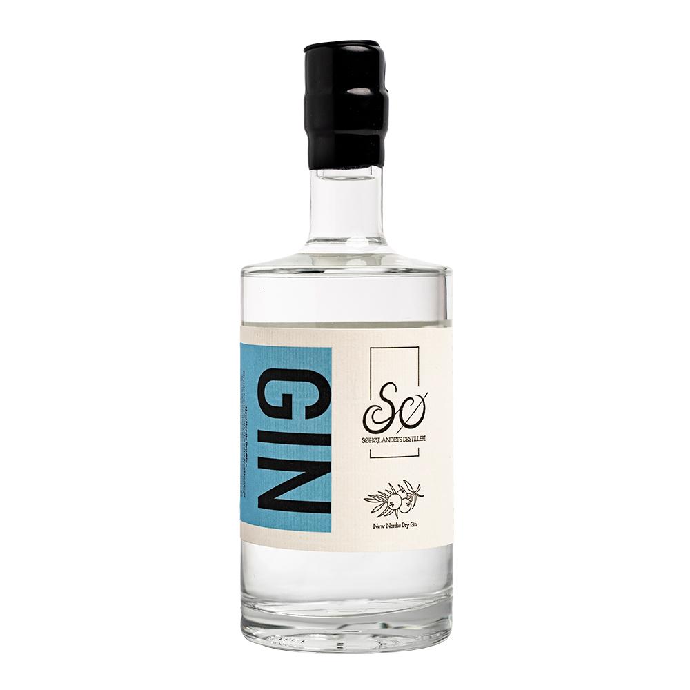 Søhøjlandets Destilleri - Ny Nordisk Gin
