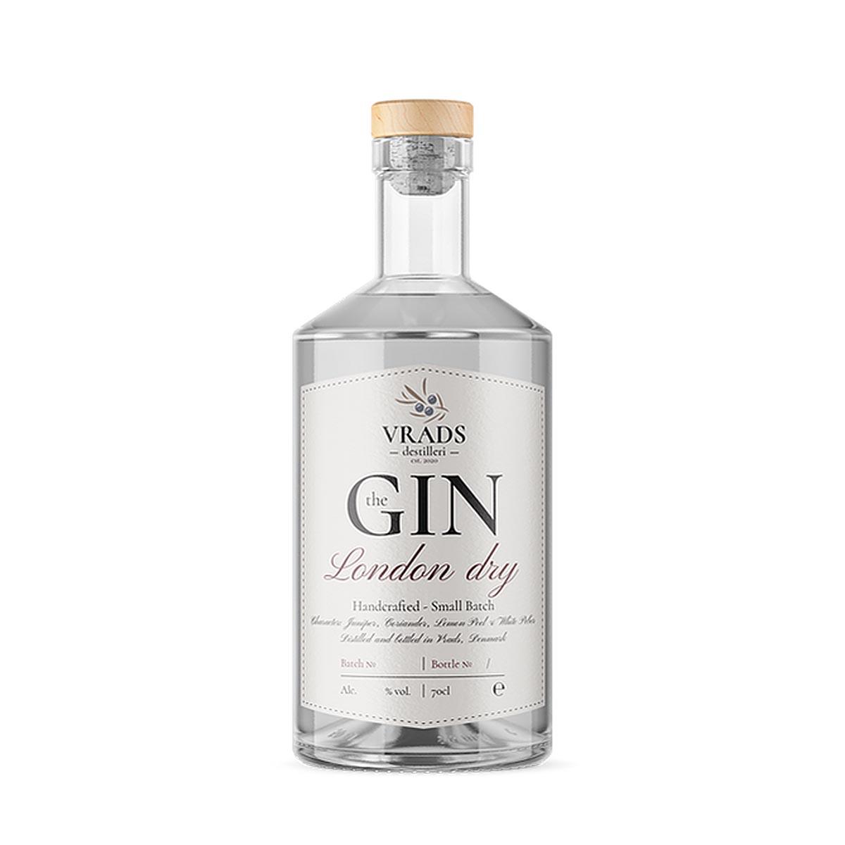 Vrads Destilleri London Dry Gin