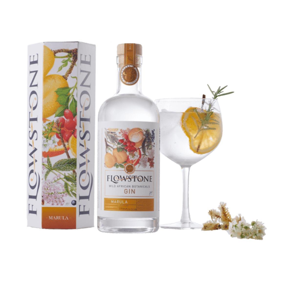Flowstone Marula Gin