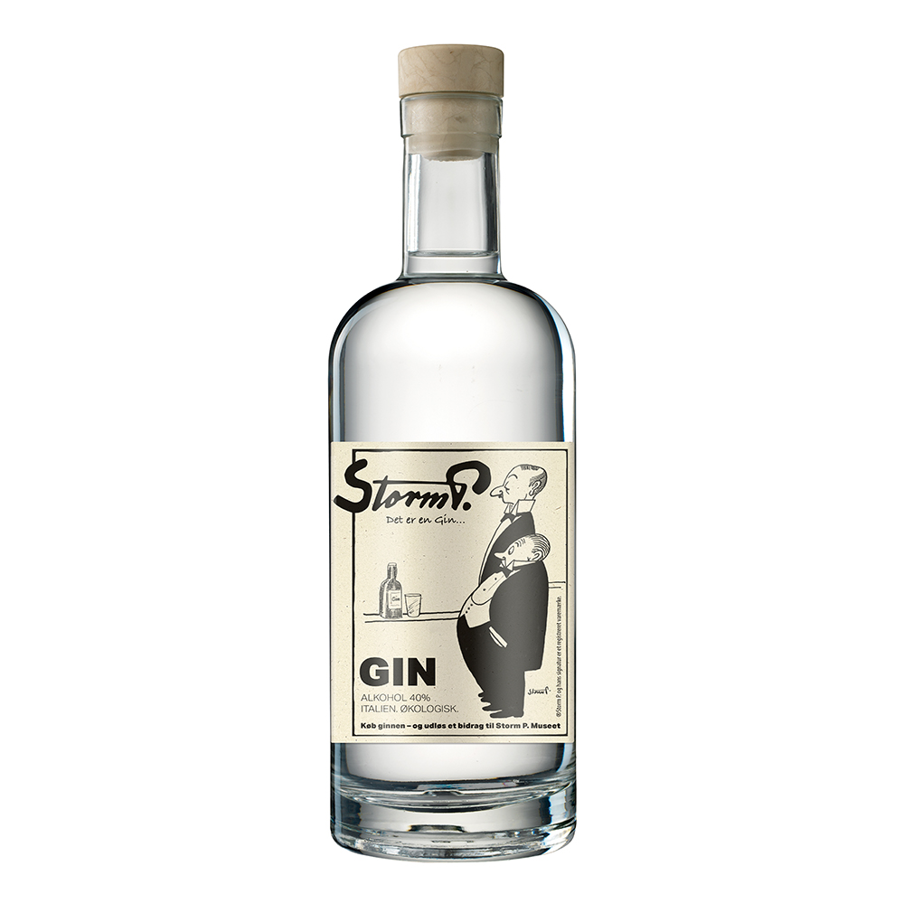 Storm P Gin