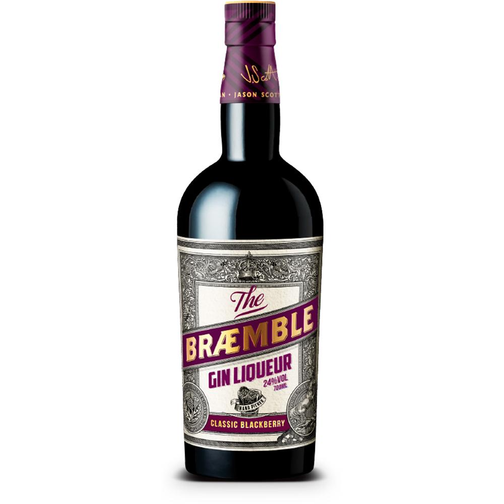 The Bræmble Gin Liqueur