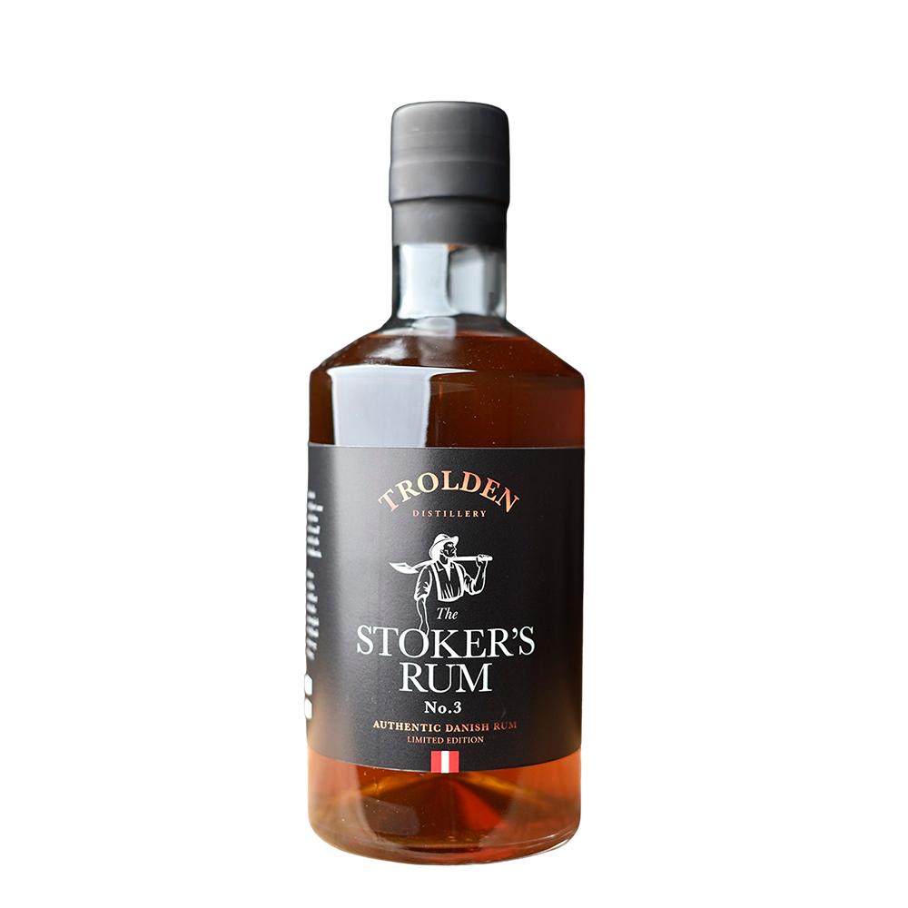 The Stokers Rum No.3 - Trolden
