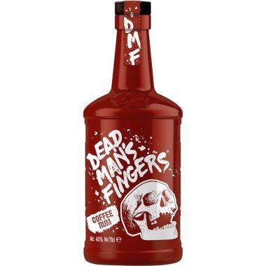 Billede af en flaske Dead Man Fingers Rum