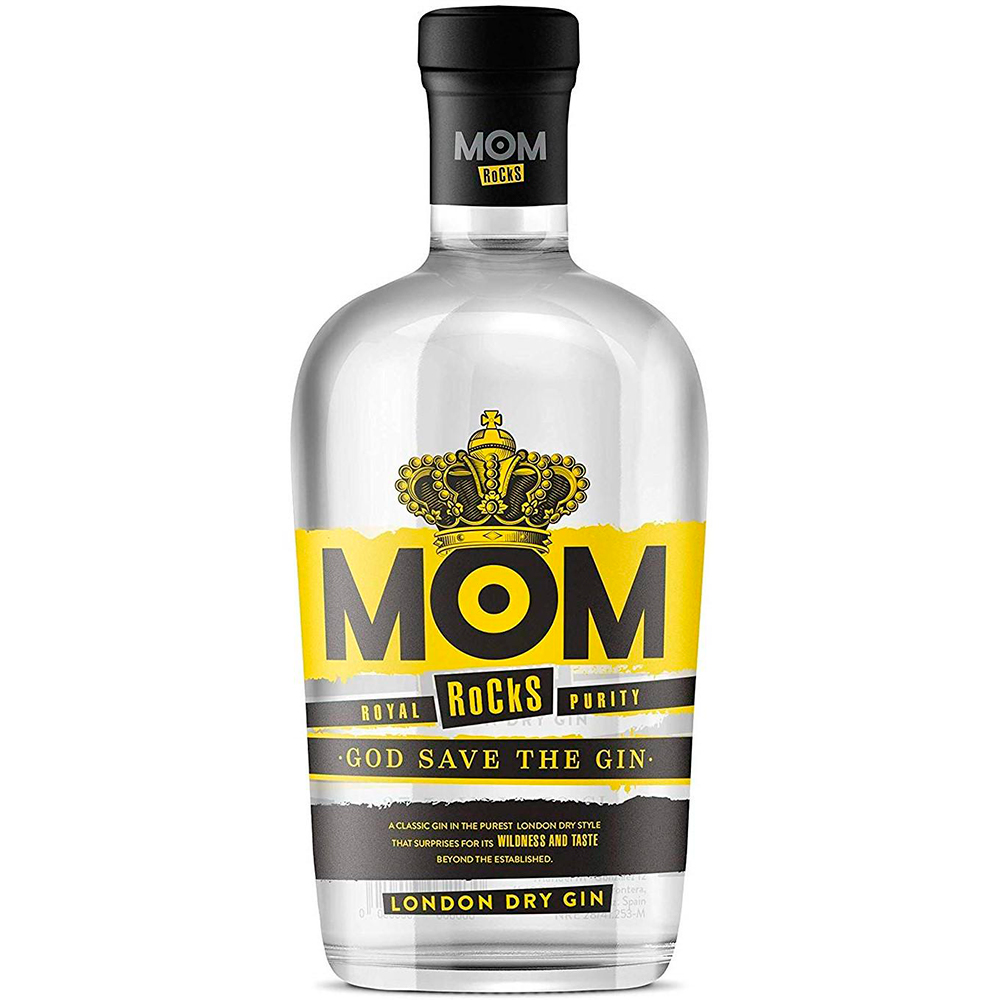 Mom Rocks Gin