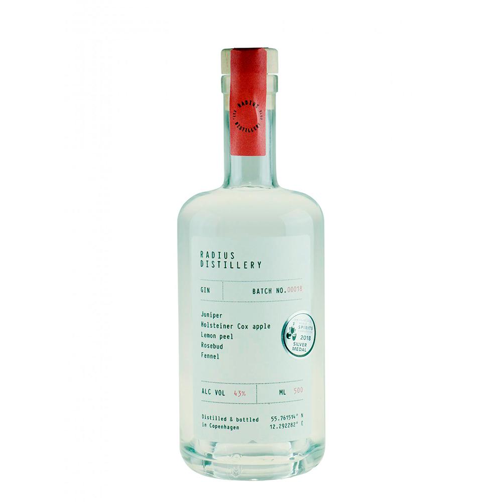 Radius Distillery Batch 18