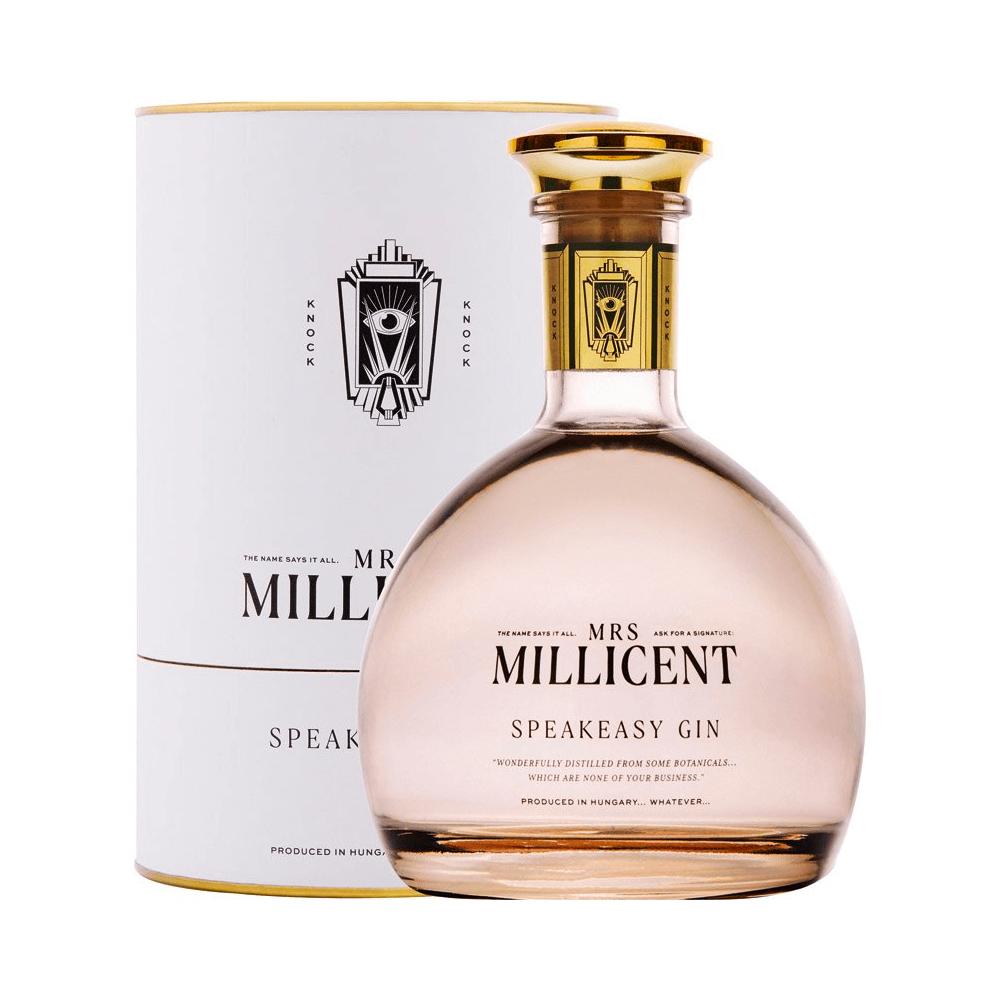 Mrs Millicent Speakeasy Gin