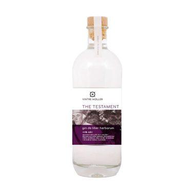 The Testament Gin
