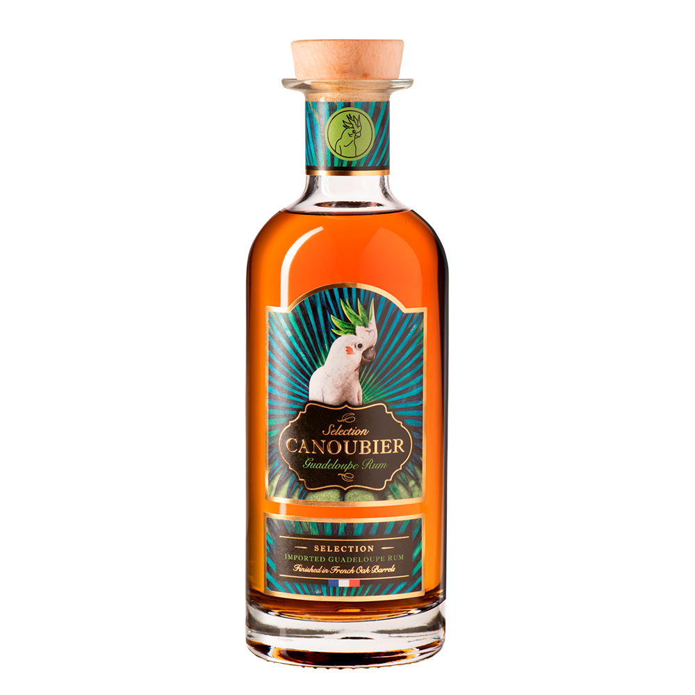 Canoubier Guadeloupe Rum