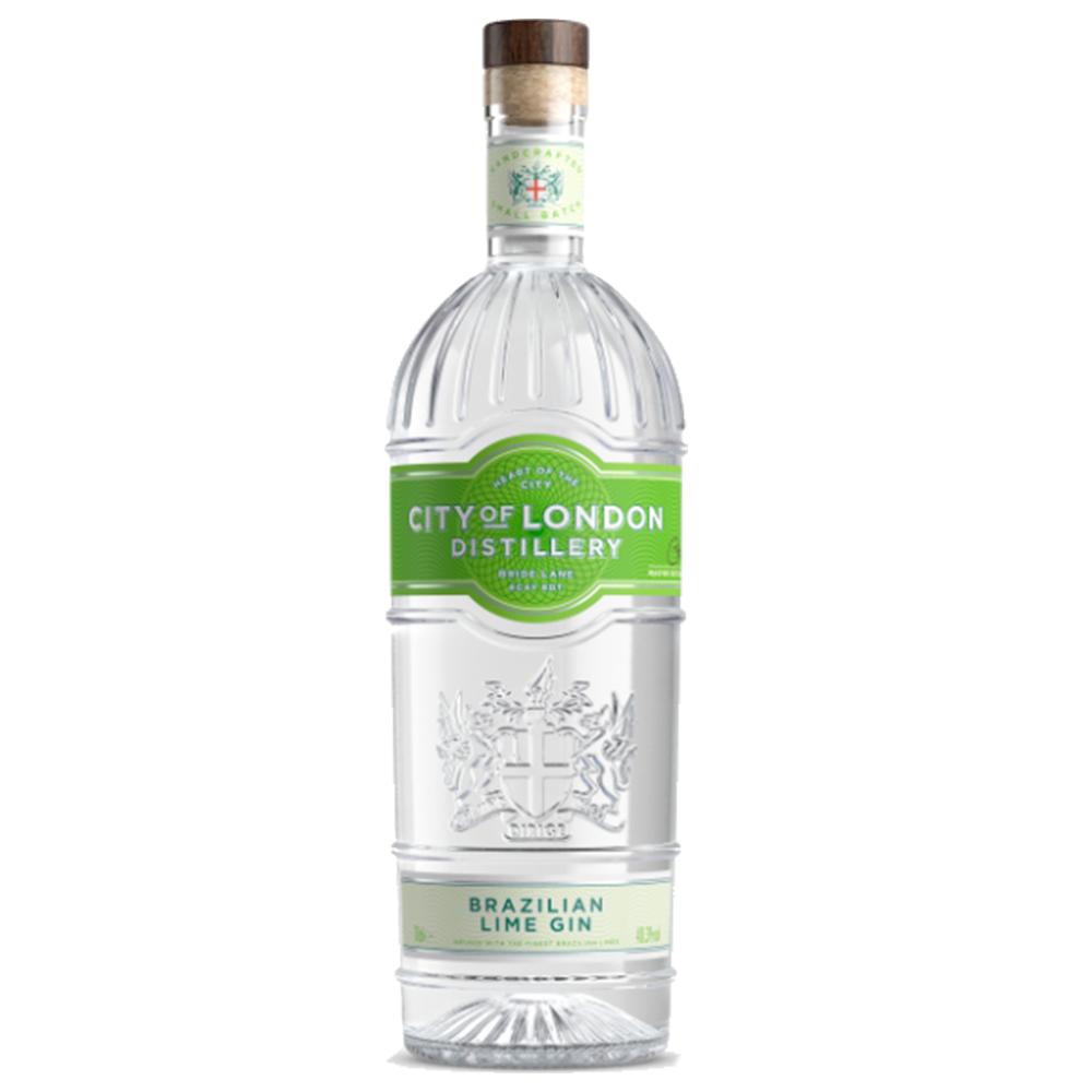 City of London Brazilian Lime Gin