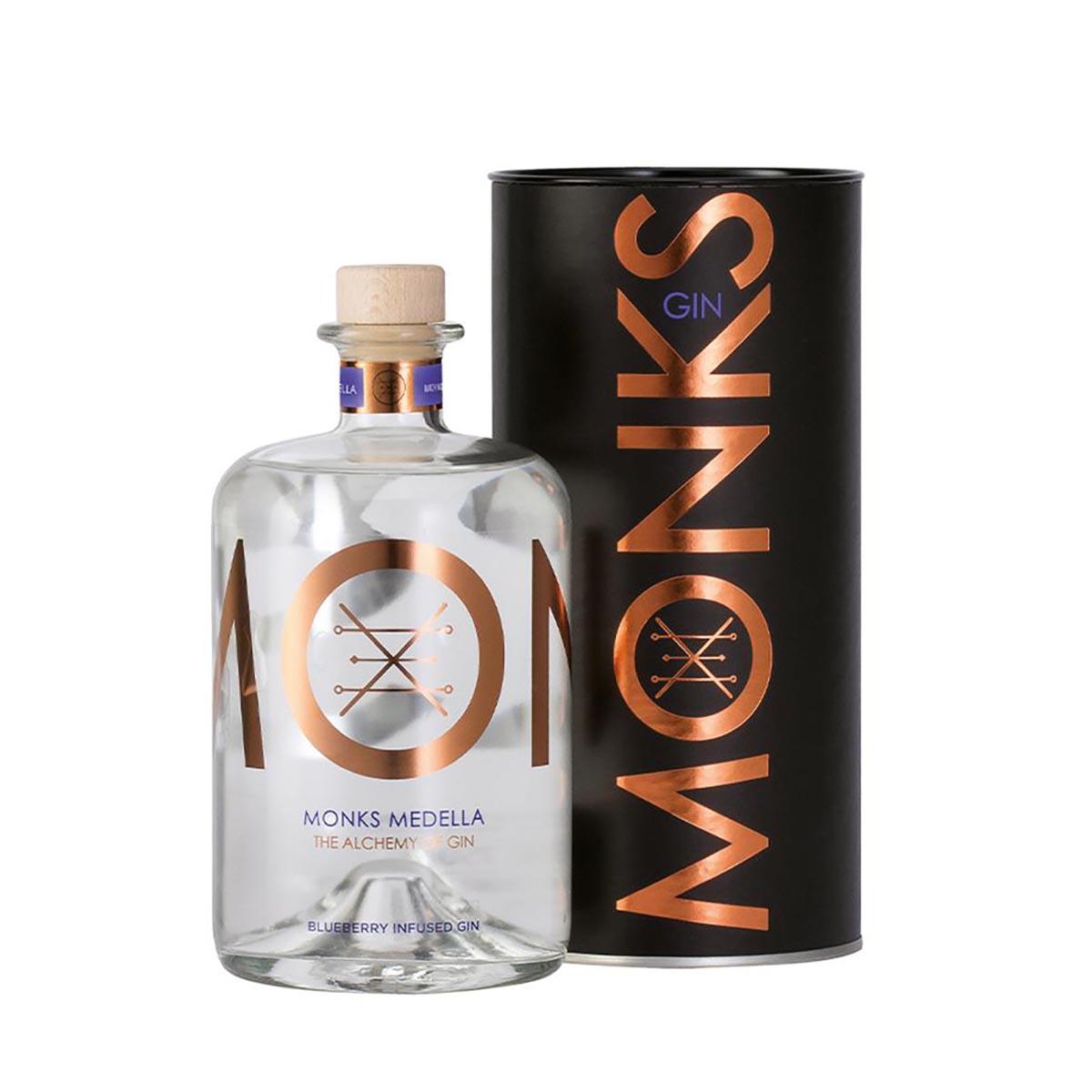 Monks Medella Gin