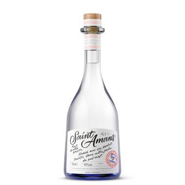 Billede af en flaske Saint Amans Gin