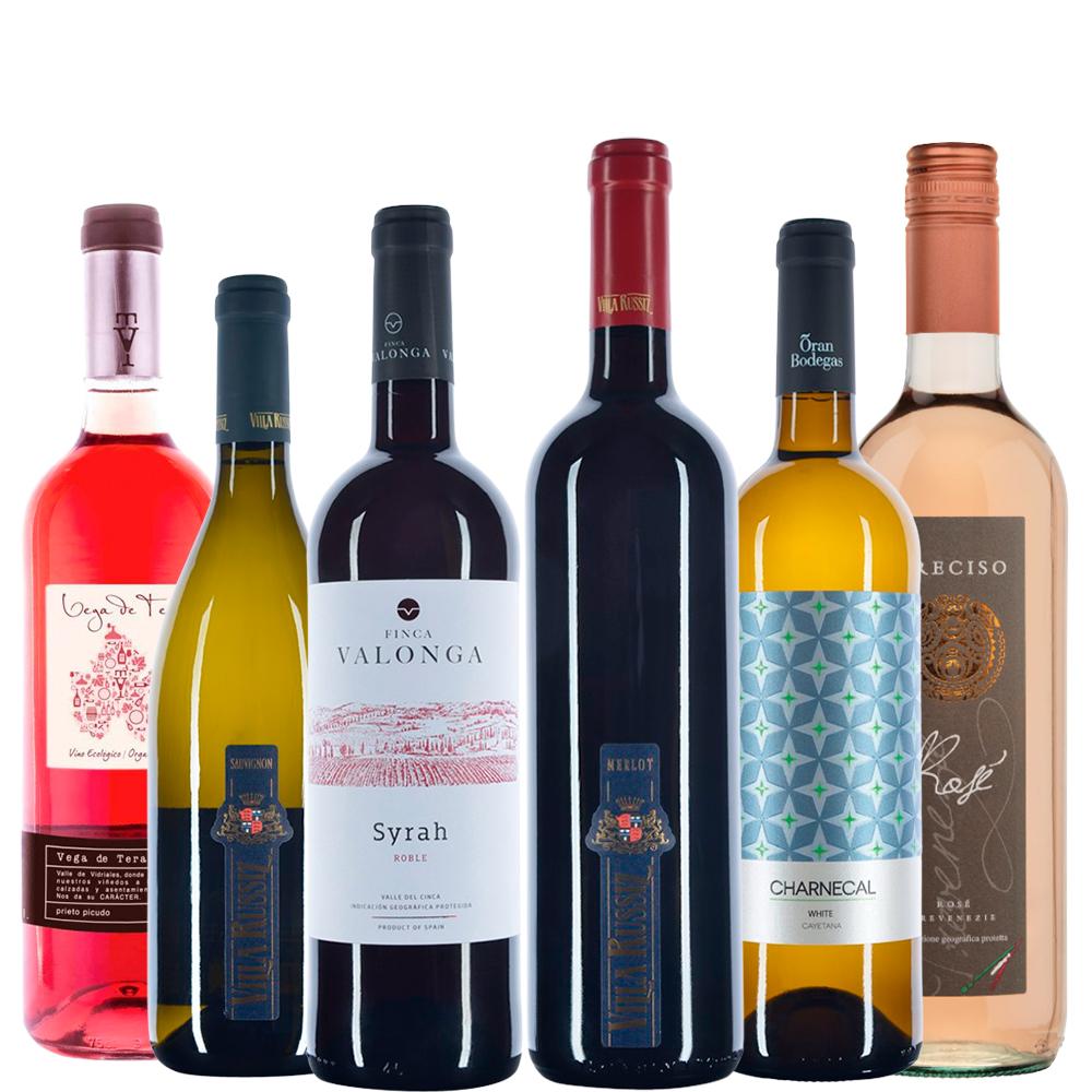 Vin Smagekasse Nr.1