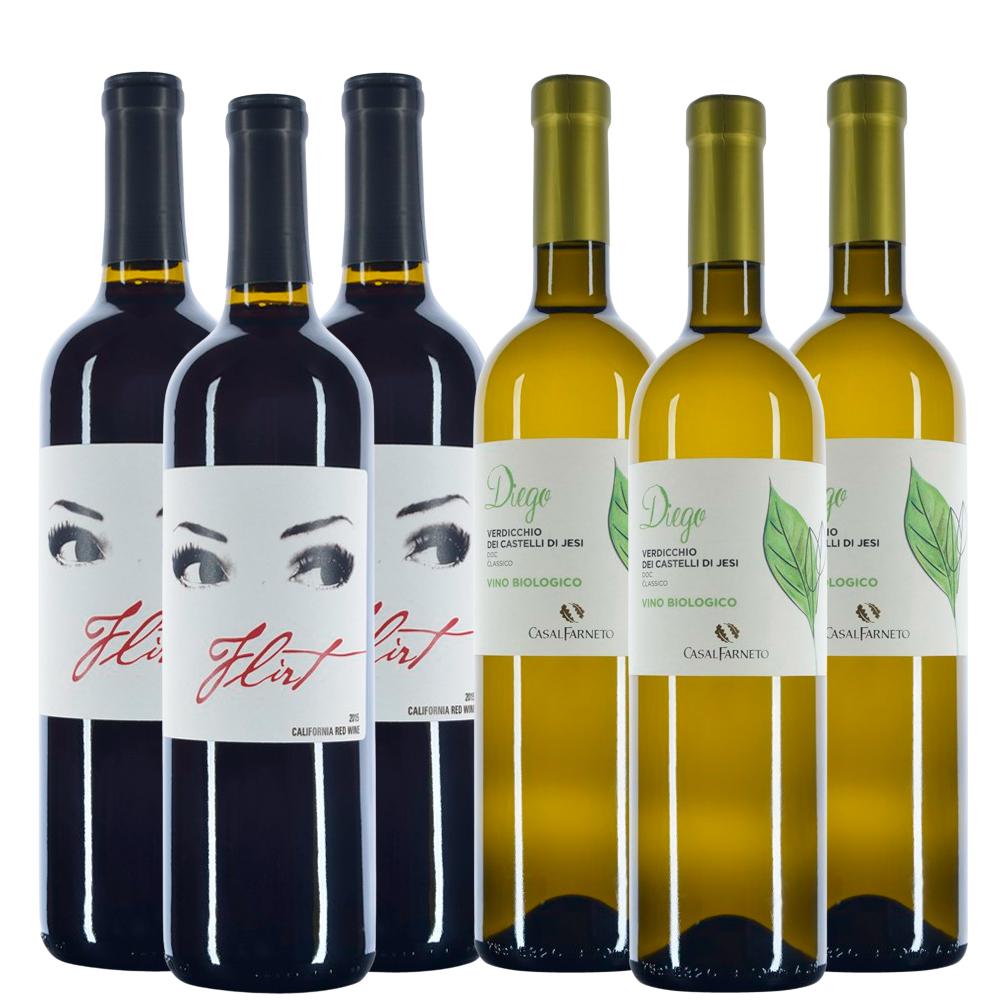 Vin Smagekasse Nr.2