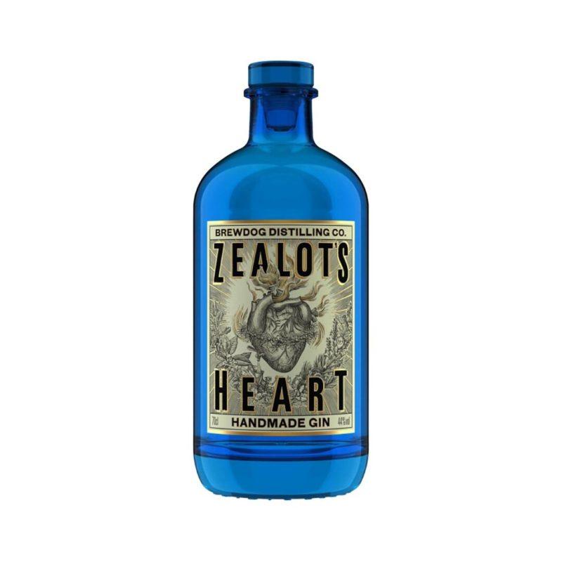 Zealot Heart Gin