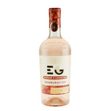 Billede af en Edinburgh Rhubarb Ginger Gin