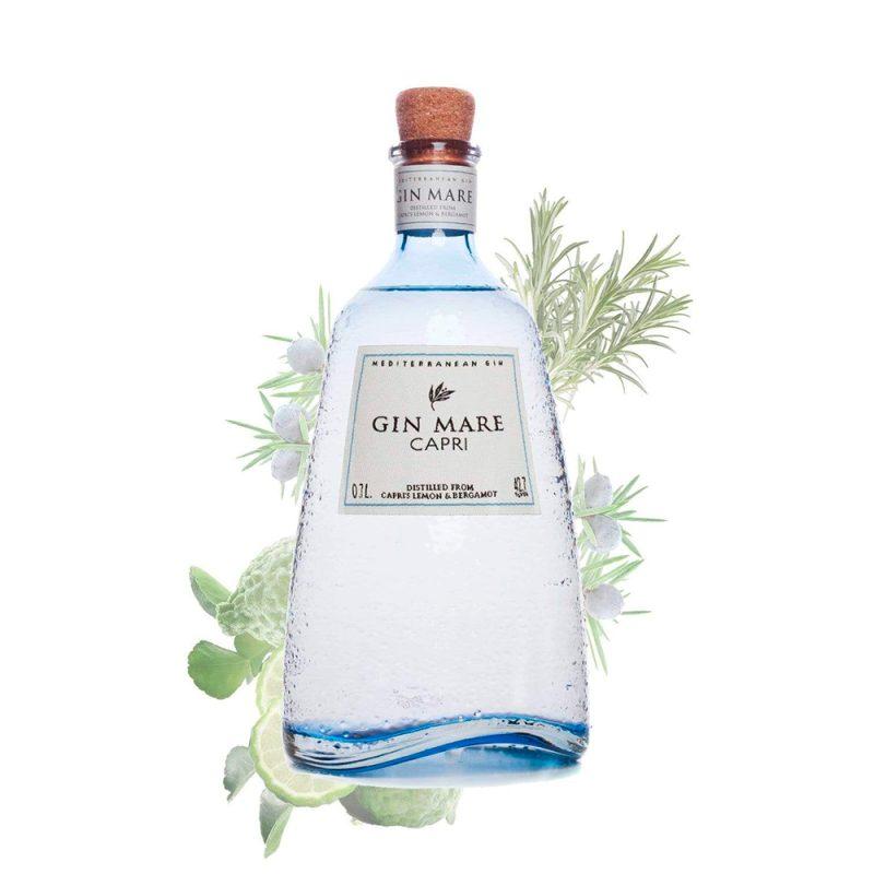 Billede af en Gin Mare Capri Limited EditionGin Mare Capri Limited Edition