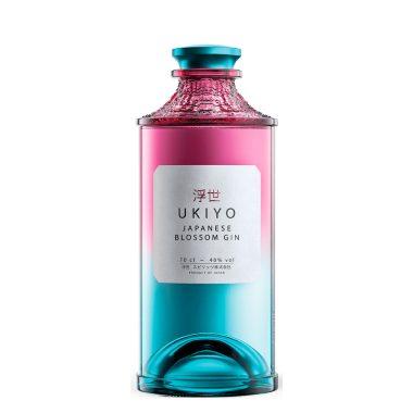 Ukiyo Japanese Blossom Gin