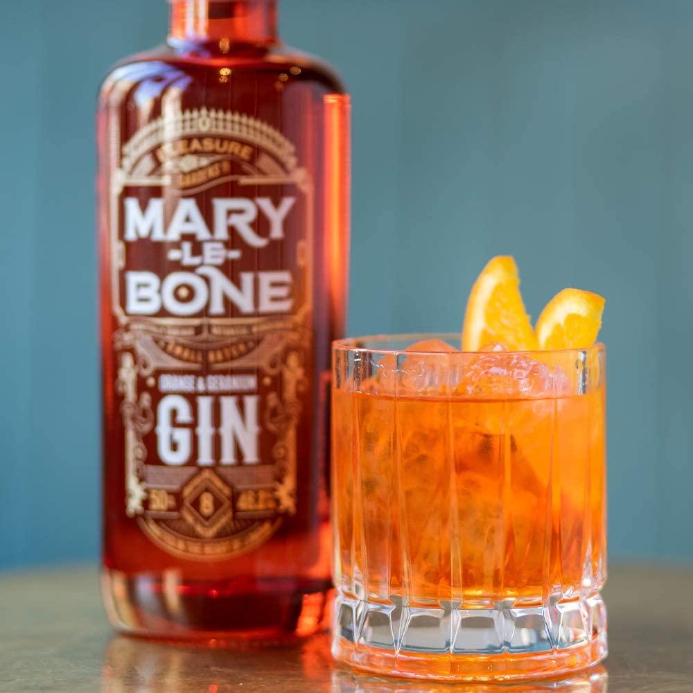 Mary Le Bone Orange Geranium Gin
