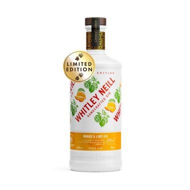 Whitley Neill Mango Lime Gin