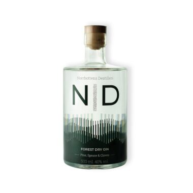 N D Forrest Fry Gin